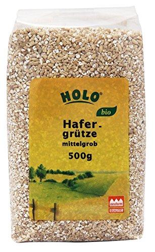 Hafergrütze. mittelgrob (0.5 Kg)