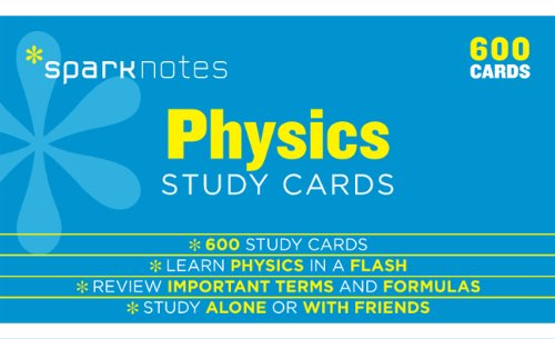 Physics (Sparknotes Study Cards)