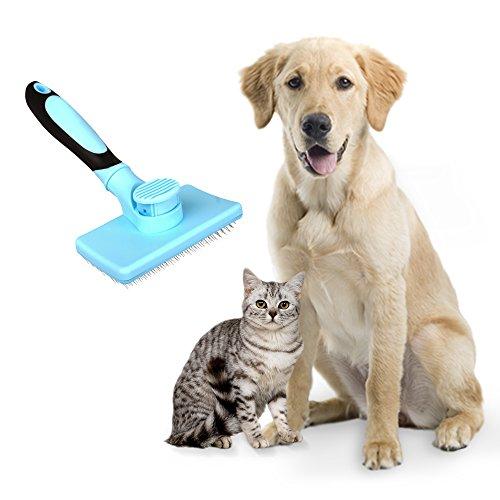 Zoom IMG-1 dakpets autopulente spazzola per cani