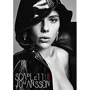 Scarlett Johansson 2018 Calendrier