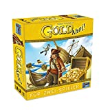 Lookout Games 22160073 - Gold AHOI  Spiele