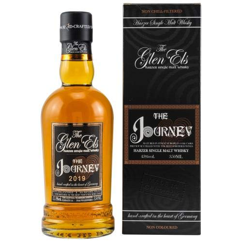 The Glen Els THE JOURNEY Edition Whisky (1 x 0.35 l) 43% Vol.