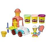 Hasbro Play-Doh B3417EU4 - Town Eiswagen, Knete