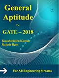 General Aptitude For GATE - 2018: For All Engineering Streams