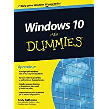Windows 10 Para Dummies (Para Dummies/For Dummies)