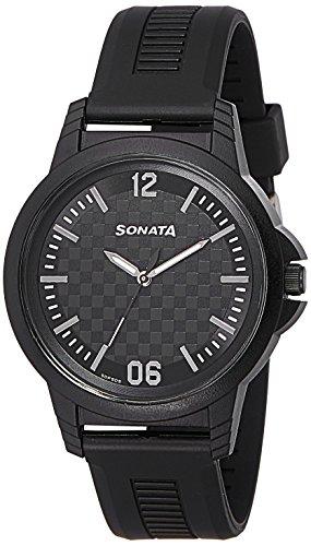 51O2Q un9AL - Sonata 7119PP02J Mens watch