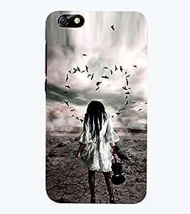 PRINTSWAG VIOLON GIRL Designer Back Cover Case for HUAWEI HONOR 4X
