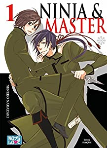 Ninja & Master Edition simple Tome 1