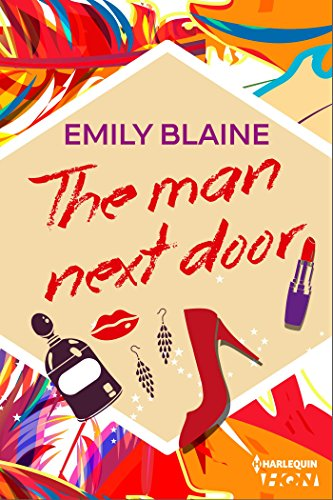 The man next door (HQN) par [Blaine, Emily]