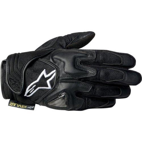 guanti estivi moto alpinestars Alpinestars Schema Tessuto Guanti Da Moto - Nero