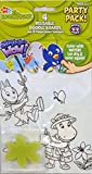 The Backyardigans 4 Reusable Doodle Boards by Giddy Up