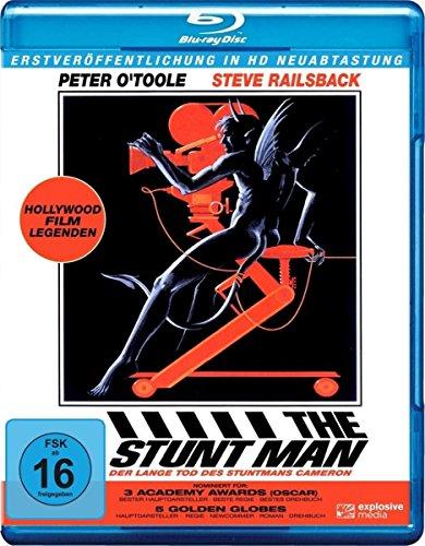 Der lange Tod des Stuntman Cameron (The Stunt Man) [Blu-ray] -