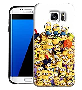 PrintFunny Designer Printed Case For Samsung S7 Edge