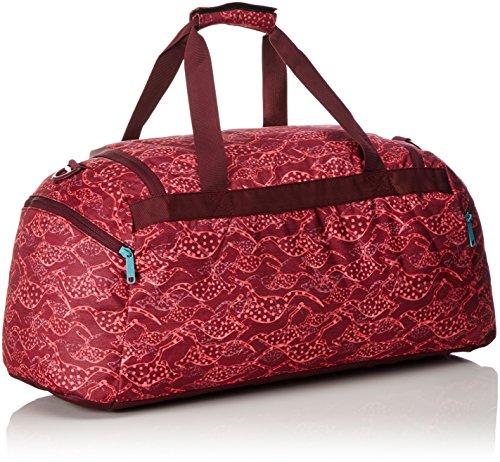5fa85f6e8ddd8 ... Chiemsee Unisex Reisetasche   Sporttasche Matchbag Large Rot  (Cangoobatik) ...