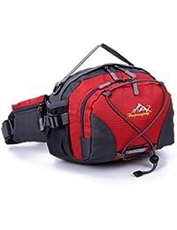 Hight Quality Waterproof Running Belt Bum Waist Pouch Fanny Pack Sport Hiking Shoulder Bag