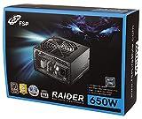 FSP Fortron Raider S 650W 80 Plus Silver A-PFC ATX/EPS PSU Netzteil (5 Jahre Hersteller Garantie)