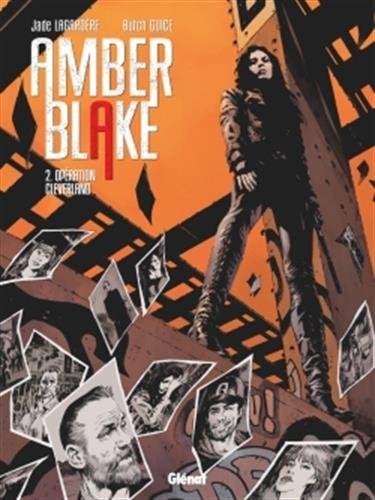 Amber Blake - Tome 02: Opération Cleverland par Jade Lagardère