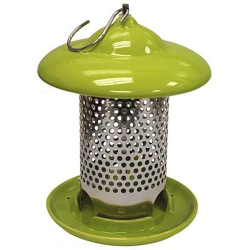 heath-manufacturing-co-ceramic-bird-feeder-lime-green-holds-1-lb