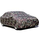 X_love Audi Camouflage Plus Dicke Autoabdeckung für Autos Autoüberzug Regen/Sonnenschutz/wasserdicht/Winddicht (A3A8A1A4LA6LA5A3Q5Q3Q7TT) (größe : A5)