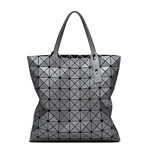 HT Shoulder Bag, Borsa a mano donna Grey