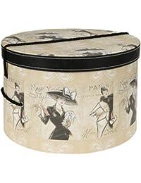 Boite a Chapeau Madame 38 cm Lierys boite pour chapeau