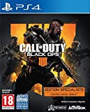 Call Of Duty Black Ops 4 Specialist Edition [English, French] for PlayStation 4 [PS4]