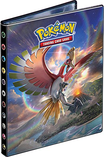 Ultra Pro 85130 4-Pocket Portfolio - Pokemon - Sun and Moon 3: Burning Shadows, Spiel
