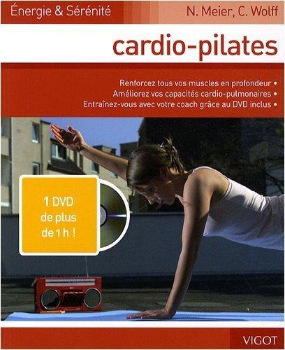 Cardio-Pilates (1DVD) de Meier. Natascha (2009) Reli