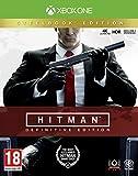 #8: Hitman - Definitive Steelbook Edition (Xbox One)