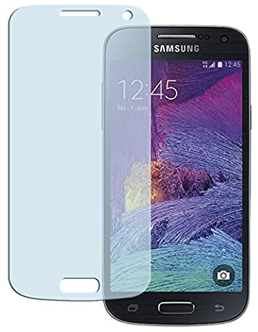 kazoj Premium Panzerglasfolie Samsung Galaxy S4 mini Glasfolie 9H in kristallklar