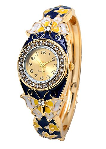 Kitcone Analog Jewellery Style Multi-colour Dial Women's Watch - Typ jwlrB5