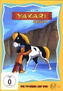 """Yakari – """"Der Präriestern"""" – Folge 6, Die DVD zur TV-Serie"""