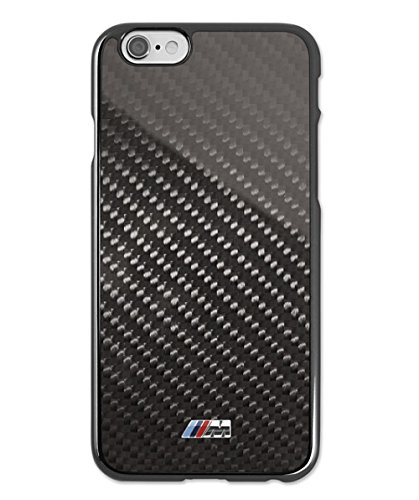 Original BMW M Handyschale Hardcase Carbon für Apple iPhone 7 Plus - Kollektion 2016/2018