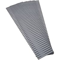 Rangement Cie & RAN7033 Organizador de cajones, polipropileno, 44 x 44 x 10 cm