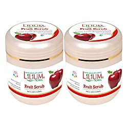 Lilium Fruit Scrub 500ml Pack of 2