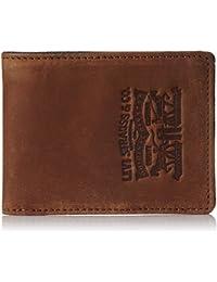 Levi's  Leather Brown Men's Wallet