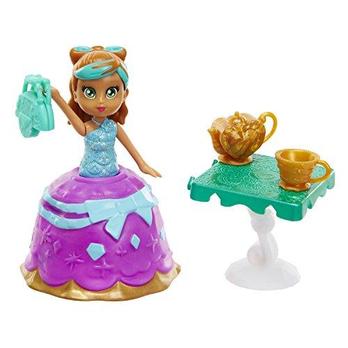 Cuppatinis Carmela La Creme Doll with Tea Table (Creme Carmela)