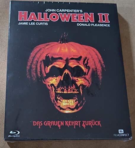 Halloween 2 - Das Grauen kehrt zurück (uncut)