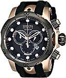 Invicta Reserve/Subaqua Venom 361 53mm Stainless Steel Case Black Polyurethane flame fusion Men's Watch
