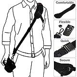 Digital Cameras Best Deals - Tamaño Grande para Tipo de Cuerpo de Europa F-1 Honda del Hombro y Correa de Cinturón para Cámara Digital SLR DSLR
