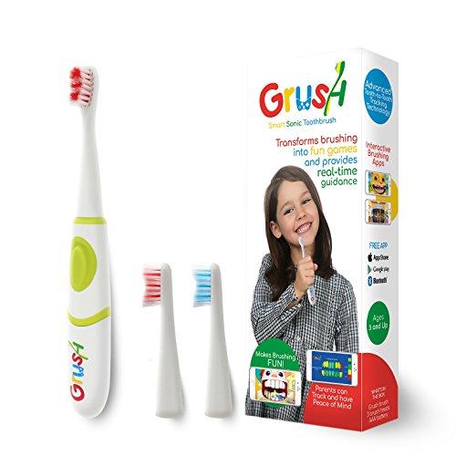 Grush Smarte Gaming Zahnbürste mit integriertem Punktesystem