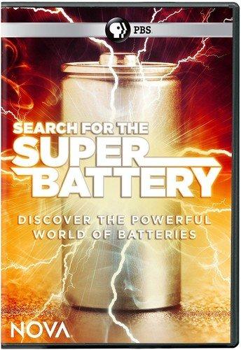 NOVA: SEARCH FOR THE SUPER BATTERY - NOVA: SEARCH FOR THE SUPER BATTERY (1 DVD)