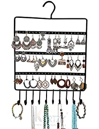 Zollyss Metal Jewellery Display Organizer(27x38cm), Random Color