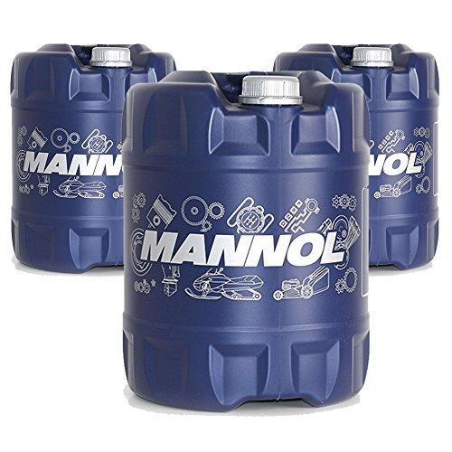 MANNOL 80 W de 90 GL de 60 litros