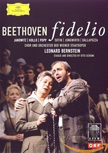 Beethoven - Fidelio - Janowitz [DVD]