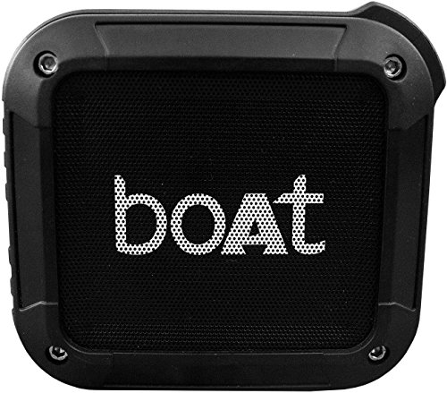 boAt Stone 200 Wireless Portable Bluetooth Speaker (Black, Mono Channel)