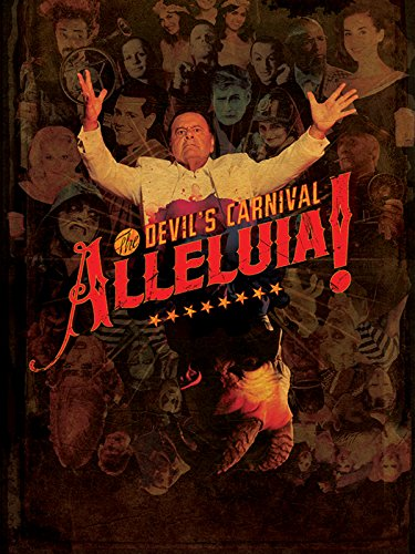 Alleluia! The Devil's Carnival Cover