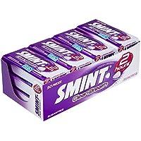 Smint 2H Frutos Rojos, Caramelo Comprimido Sin Azúcar - 12 unidades de 35 gr. (Total 420 gr.)