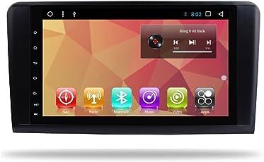 Android 7.1 Car Radio GPS Navi Stereo for Mercedes Benz ML W164 ML300 GL X164 GL320 350 420 450 500 W251 280 Head Unit Autoradio Multimedia Player Navigation (Android 7.1 2/32G Navi Benz ML)