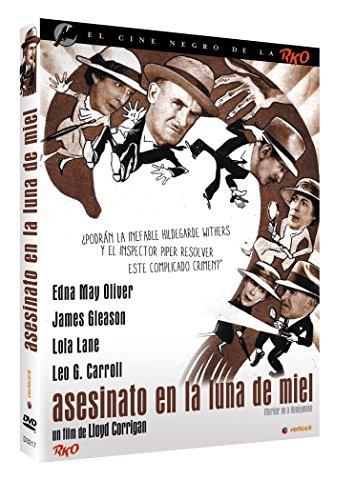 Cine Negro Rko: Asesinato En La Luna De Miel --- IMPORT ZONE 2 --- Disco Chick